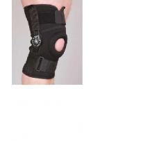 Orteza stawu kolanowego stabilizująca z regulacją kąta zgięcia co 15 stopni (neopren perforowany) PT 0965
