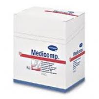 Kompresy gazowe niejałowe MEDICOMP  10 x 10cm  100 sztuk (4218252)