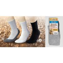 Skarpetki Medic Deo® Cotton frotte dla aktywnych