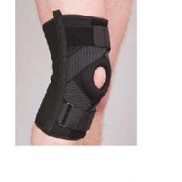 Orteza stawu kolanowego stabilizująca z taśmiami (neopren perforowany) PT 0962