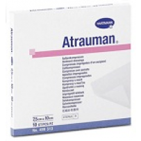 Atrauman 7,5x10 cm 10 sztuk w opakowaniu