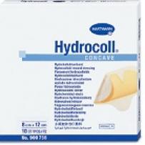 Hydrocoll concave 8x12cm 10 sztuk w opakowaniu
