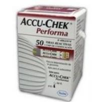 paski testowe accu-chec performa 50szt.