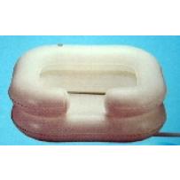 Miska pneumatyczna do mycia głowy (sprzęt samoobsługowy)
