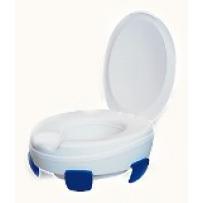 Nasadka podwyższająca na toaletę Clipper III (z pokrywą)