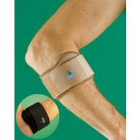 Stabilizator łokcia tenisisty z silikonową wkładką