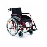 Wózek inwalidzki aluminiowy TGR-R WA 163