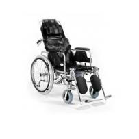 Wózek inwalidzki stabilizujący plecy i głowę z funkcją toaletową FS 654 LGC