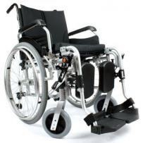 Wózek inwalidzki aluminiowy, komfortowy  VCWK9C