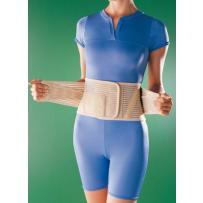 Orteza kręgosłupa lędźwiowo-krzyżowa z wkładką o funkcjonalności sznurówki