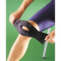 Orteza kolana ze wzmocnieniem rzepki