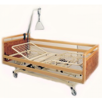 Łóżko rehabilitacyjne 3-funkcyjne