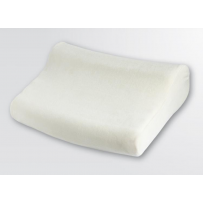 Poduszka ortopedyczna z pamięcią, z rowkami masującymi  AT03002