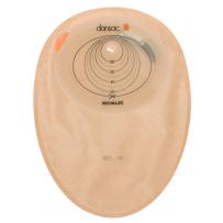 Dansac NovaLife 1 worek zamnknięty beżowy, Mini 360 ml
