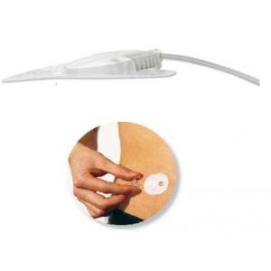 Zestaw infuzyjny Silhouette-dren 110cm,kaniula 17mm.Wkłucie rozłączane na wkłuciu (pompa Paradigm)