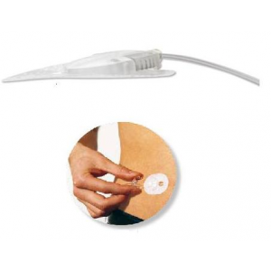 Zestaw infuzyjny Silhouette- dren 60 cm, kaniula 13 mm. Wkłucie rozłączane na wkłuciu (pompa Paradigm)