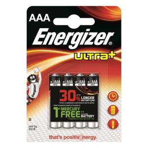 Baterie Energizer AAA 1,5V 4sztuki