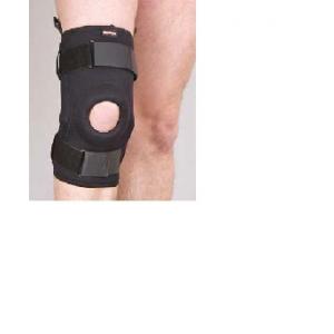 Stabilizator stawu kolanowego z szynami (neopren perforowany) PT 0901